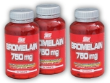 2x Bromelain 750mg 60 tablet + 1x ZDARMA