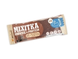 Mixitka bez lepku brownie + protein 43g