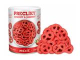 Mixit preclíky-Jogurtová čokoláda s jahodami