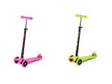 PLIER Skládací tříkolka dětská svítící kola