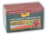 Čaj Urologický s brusinkami 20 sáčků