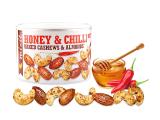 Oříšky z pece med a chilli 140g