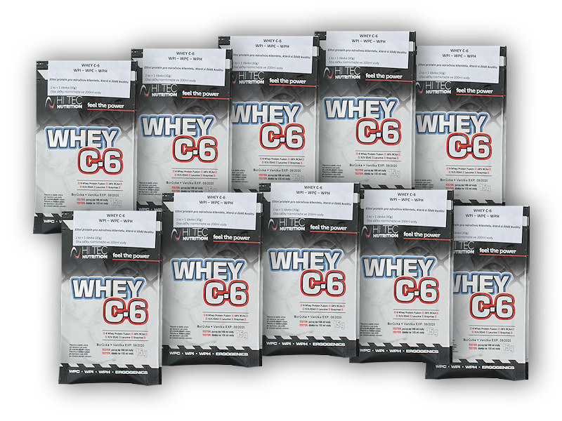 BS Blade 100% WPC protein 10 x