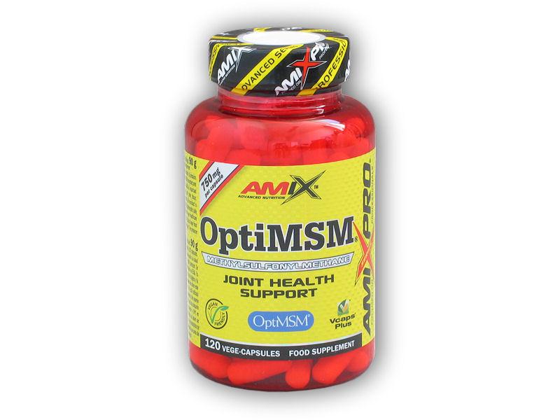 ProVEGAN OptiMSM 3000mg 120 Vcaps