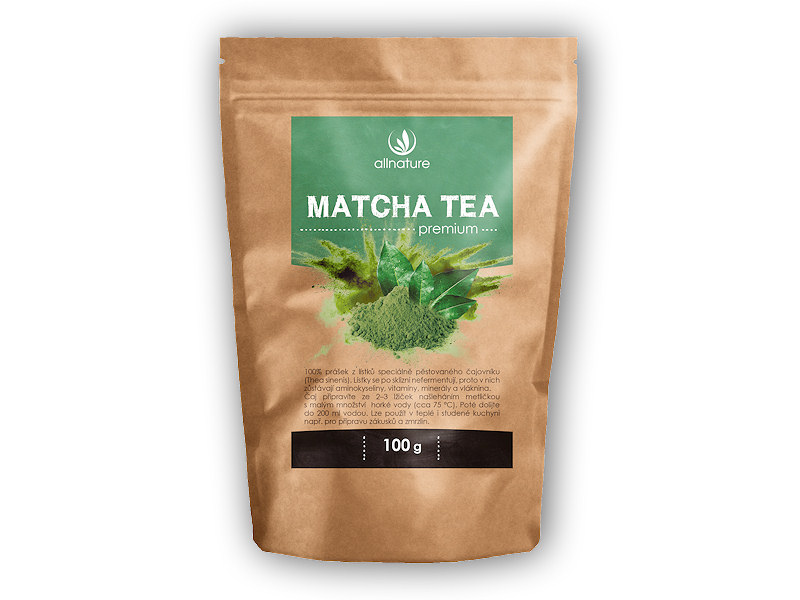 Allnature Matcha Tea 100g