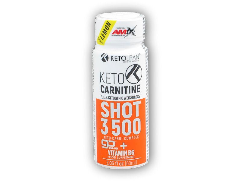 Keto goBHB + Carnitine Shot 3500