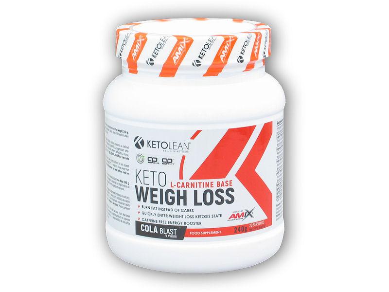 Keto Weight Loss 240g-cola-blast
