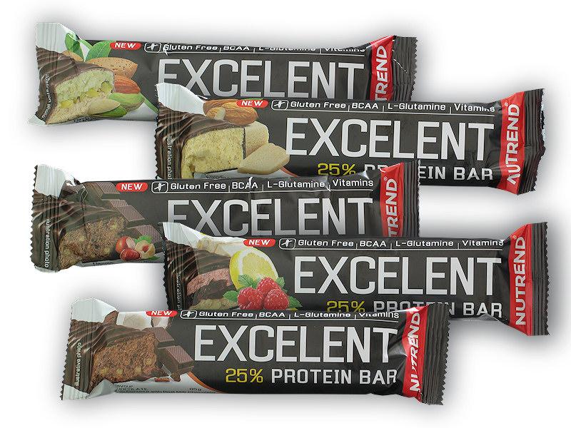 Excelent 25% Protein Bar 85g