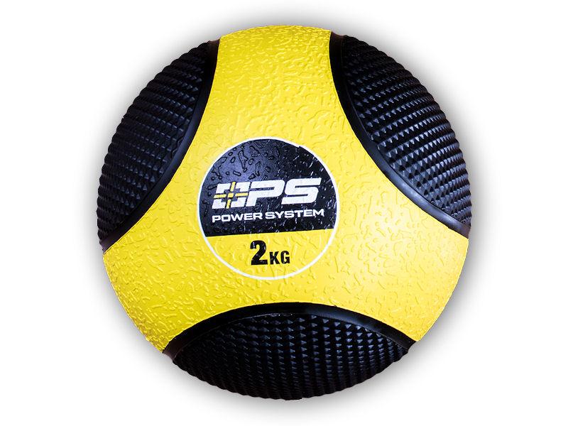 Medicinální míč MEDICINE BALL 2KG - 4132