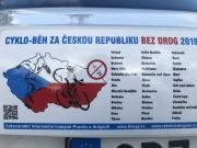 Cyklo-Běh za Českou republiku bez drog 2019
