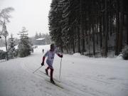 Kura Hynek - běh na lyžích