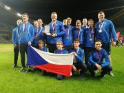 Plzeň veze zlato z poháru mistrů evropských zemí