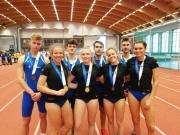 Republiková nadvláda plzeňských atletů pokračuje